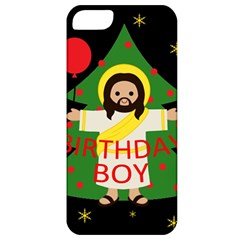 Jesus   Christmas Apple Iphone 5 Classic Hardshell Case