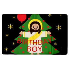 Jesus   Christmas Apple Ipad 2 Flip Case