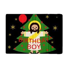 Jesus   Christmas Apple Ipad Mini Flip Case