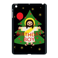 Jesus   Christmas Apple Ipad Mini Case (black)