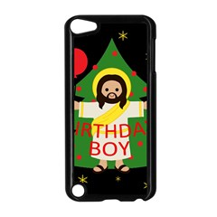 Jesus   Christmas Apple Ipod Touch 5 Case (black)