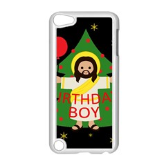 Jesus   Christmas Apple Ipod Touch 5 Case (white)