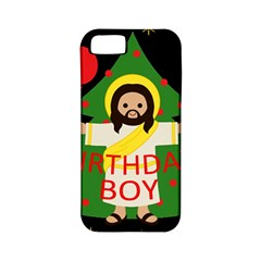 Jesus   Christmas Apple Iphone 5 Classic Hardshell Case (pc+silicone)