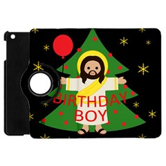 Jesus   Christmas Apple Ipad Mini Flip 360 Case
