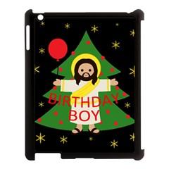 Jesus   Christmas Apple Ipad 3/4 Case (black)