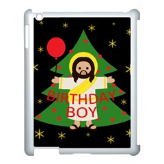 Jesus   Christmas Apple Ipad 3/4 Case (white)