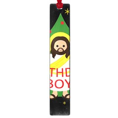 Jesus   Christmas Large Book Marks