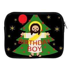 Jesus   Christmas Apple Ipad 2/3/4 Zipper Cases