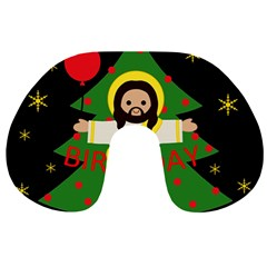 Jesus   Christmas Travel Neck Pillows