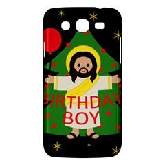 Jesus   Christmas Samsung Galaxy Mega 5 8 I9152 Hardshell Case