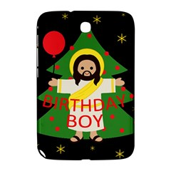 Jesus   Christmas Samsung Galaxy Note 8 0 N5100 Hardshell Case