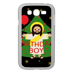 Jesus   Christmas Samsung Galaxy Grand Duos I9082 Case (white)