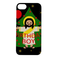 Jesus   Christmas Apple Iphone 5s/ Se Hardshell Case
