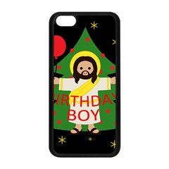Jesus   Christmas Apple Iphone 5c Seamless Case (black)