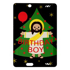 Jesus   Christmas Amazon Kindle Fire Hd (2013) Hardshell Case