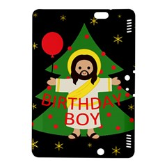 Jesus   Christmas Kindle Fire Hdx 8 9  Hardshell Case