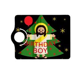 Jesus   Christmas Kindle Fire Hd (2013) Flip 360 Case