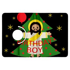 Jesus   Christmas Kindle Fire Hdx Flip 360 Case