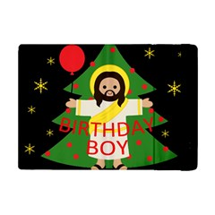 Jesus   Christmas Ipad Mini 2 Flip Cases