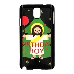 Jesus   Christmas Samsung Galaxy Note 3 Neo Hardshell Case (black)