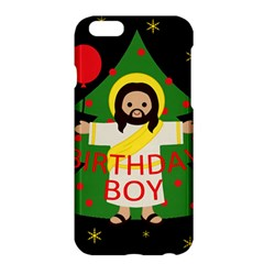 Jesus   Christmas Apple Iphone 6 Plus/6s Plus Hardshell Case