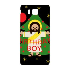 Jesus   Christmas Samsung Galaxy Alpha Hardshell Back Case
