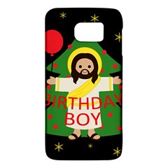 Jesus   Christmas Galaxy S6