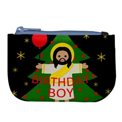 Jesus   Christmas Large Coin Purse