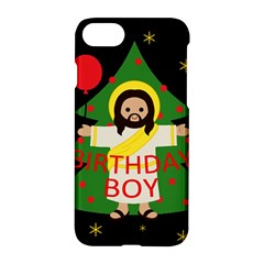 Jesus   Christmas Apple Iphone 7 Hardshell Case