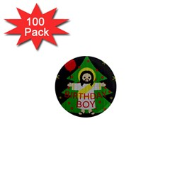 Jesus   Christmas 1  Mini Magnets (100 Pack)