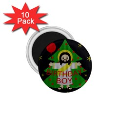 Jesus   Christmas 1 75  Magnets (10 Pack)