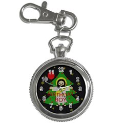 Jesus   Christmas Key Chain Watches