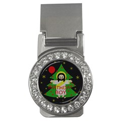 Jesus   Christmas Money Clips (cz)