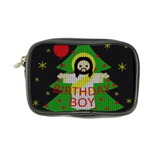 Jesus   Christmas Coin Purse