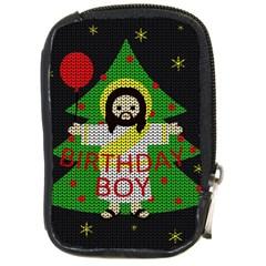 Jesus   Christmas Compact Camera Cases