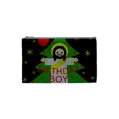 Jesus   Christmas Cosmetic Bag (small)