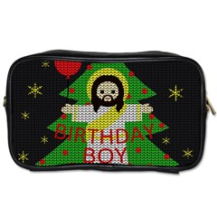 Jesus   Christmas Toiletries Bags
