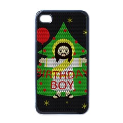 Jesus   Christmas Apple Iphone 4 Case (black)