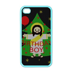 Jesus   Christmas Apple Iphone 4 Case (color)