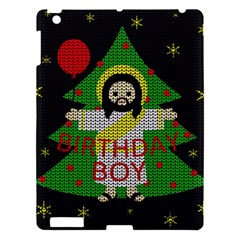 Jesus   Christmas Apple Ipad 3/4 Hardshell Case