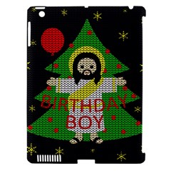 Jesus   Christmas Apple Ipad 3/4 Hardshell Case (compatible With Smart Cover)