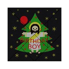 Jesus   Christmas Acrylic Tangram Puzzle (6  X 6 )