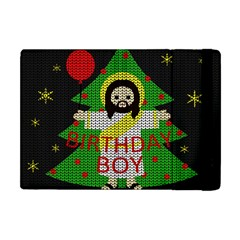 Jesus   Christmas Apple Ipad Mini Flip Case
