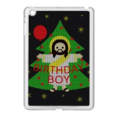 Jesus   Christmas Apple Ipad Mini Case (white)