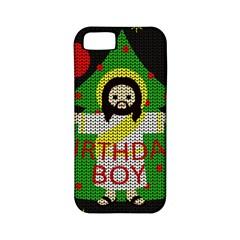 Jesus   Christmas Apple Iphone 5 Classic Hardshell Case (pc+silicone)