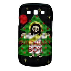 Jesus   Christmas Samsung Galaxy S Iii Classic Hardshell Case (pc+silicone)