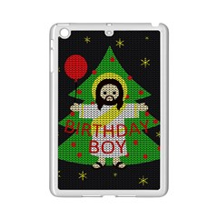 Jesus   Christmas Ipad Mini 2 Enamel Coated Cases