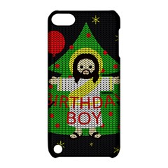 Jesus   Christmas Apple Ipod Touch 5 Hardshell Case With Stand