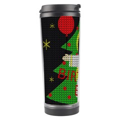 Jesus   Christmas Travel Tumbler