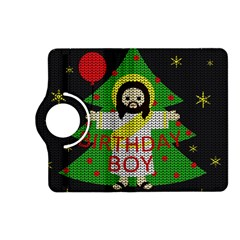 Jesus   Christmas Kindle Fire Hd (2013) Flip 360 Case